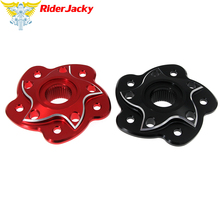 Riderjacky Rear Sprocket Hub Carrier Cover For Ducati Multistrada MTS 1000 / 1100 MH900/MH900E Hypermotard 796 821 939 950