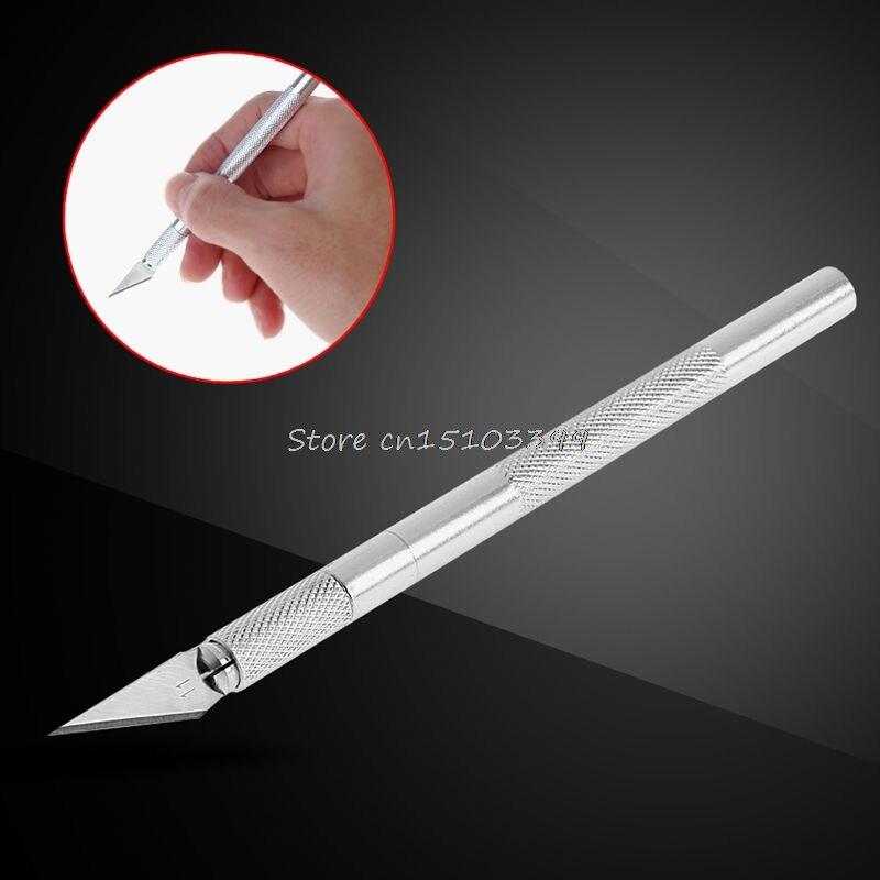 25 Blades Wood Carving Cutting Tool Fruit Food Engraving Knife Scalpel Repair G08 Drop ship