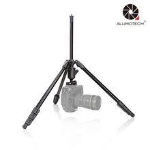 Max Load 3Kg 21.6~70.9″ Moveable Aluminum Tripod Stand For Journey Photograph Digital camera