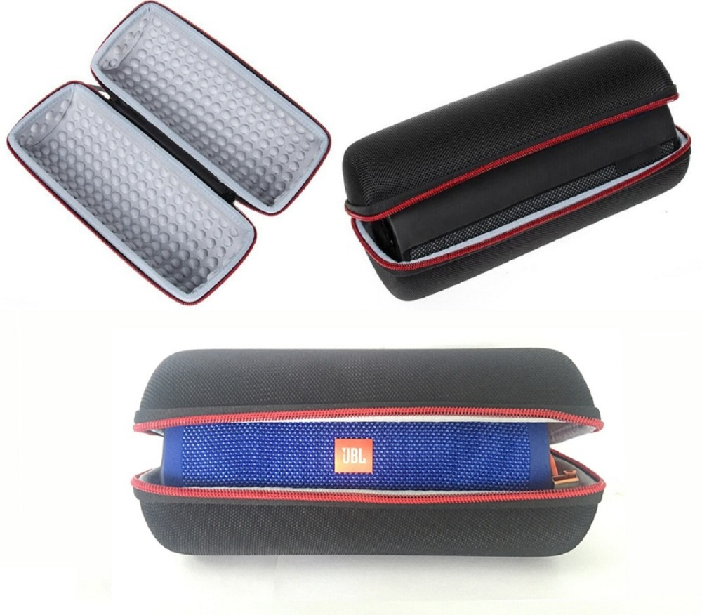 2017 New Arrival Russia Pouch Pu Travel Carry Cover Bag Case For JBL Charge3 / Charge 3 Wireless Bluetooth Speaker Storage Box