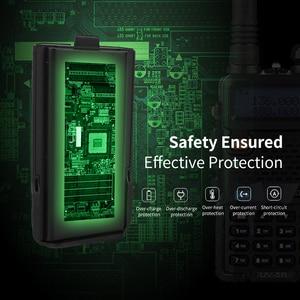Image 2 - Radioddity GD 77 DMR Dual Time Slot Dual Band  Digital/Analog Two Way Radio 136 174 /400 470MHz Ham Walkie Talkie with Battery