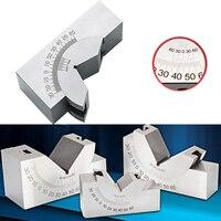 Adjustable Angle Gauge Precision V Block 0 90Degrees For Grinder Milling Machine Measuring Tools angle plate Angle angle gauge