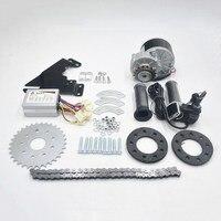 24 v 36 v 250 w kit de conversão da bicicleta elétrica do motor ebike desviador elétrico conjunto de motor ebike kit para bicicleta