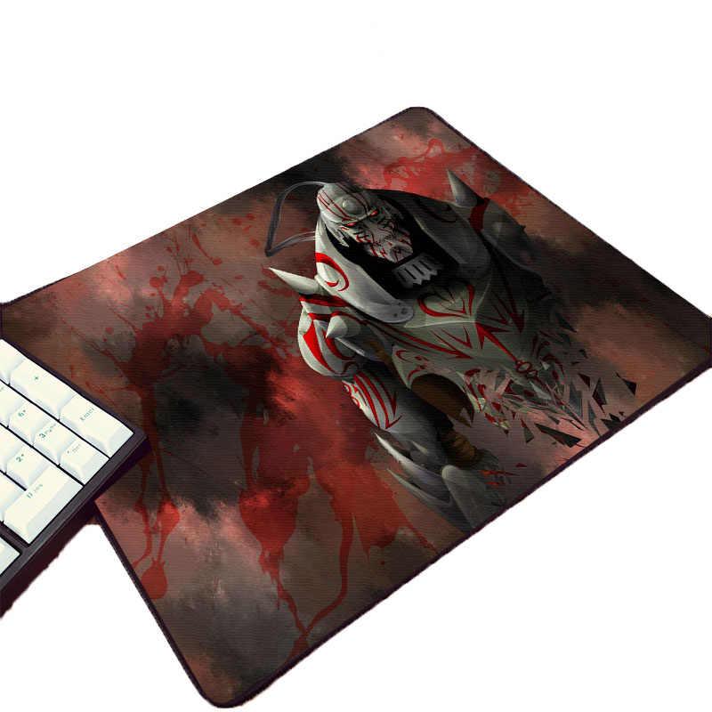 Mairuige креативные игры фильма Аниме Комикс шаблон Diy Печатный коврик для мыши полностью металлический Алхимик анимация ПК настольный коврик для мыши