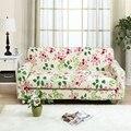 Barato universal cubierta del Sofá, sofá de Dos Plazas Sofá cubierta flexible Stretch Elasticidad Grande Mueble flor Cubierta Lavable A Máquina