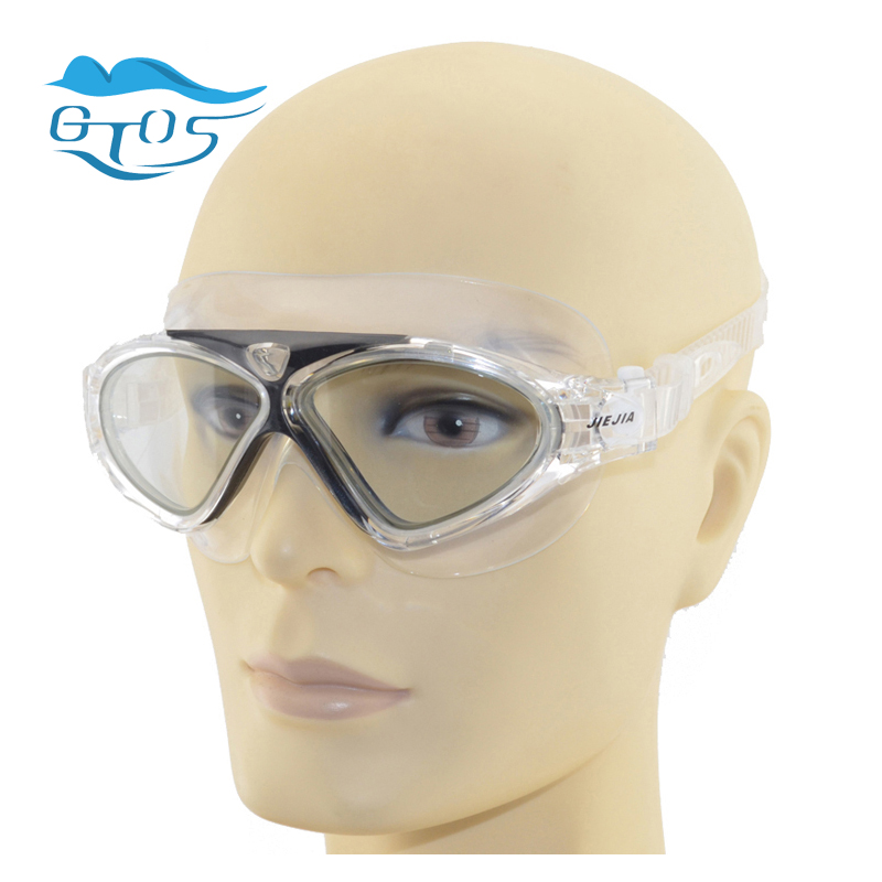 US Divers Silicone Express Anti Fog UV Swim Goggles Black