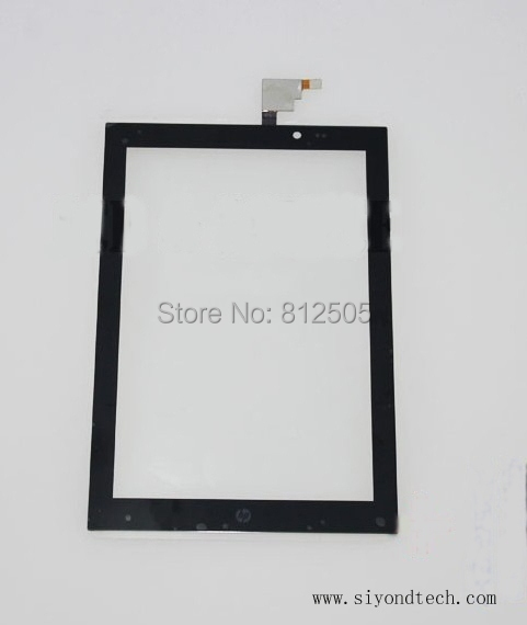 Free Shipping!!! New Tablet Pc LCD Touch Screen LCD Digitizer For HP Slate 7 3G Version original 10 1inch lcd screen for yoga2 tablet2 1050f lc 1051f 10 tablet pc free shipping
