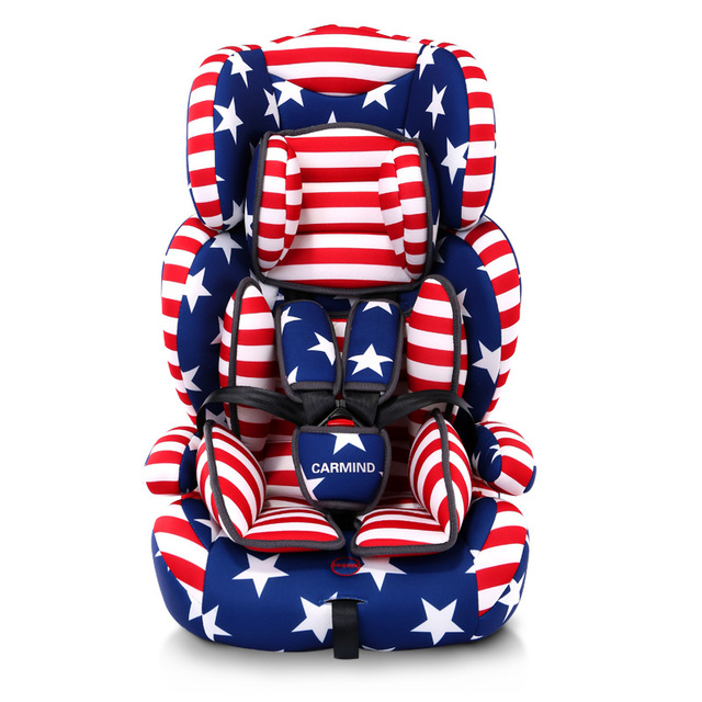 Isofix Ребенок безопасности автокресло для 9 месяцев-12 лет детские ребенка автокресло безопасность детей автокресло детское настройки автомобиля сиденья