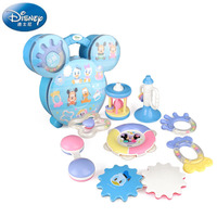 Disney baby toys 0 12 months enlightenment toys for men and women baby teether newborn hand rattle