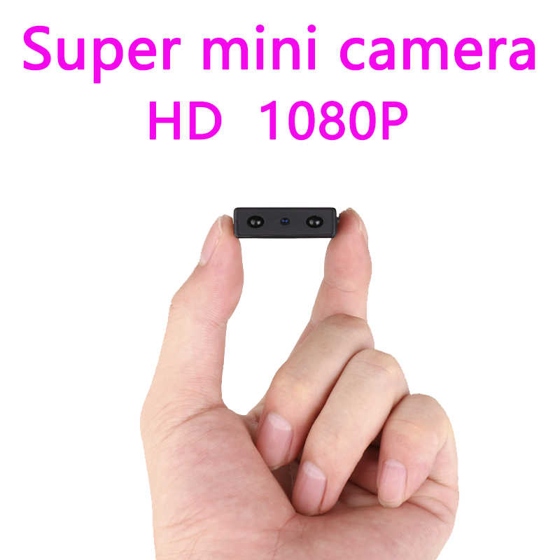 Mini Camera Smallest 1080P Full HD IR Camcorder Infrared Night Vision Micro Cam Detection DV video voice Support Hidden TF card