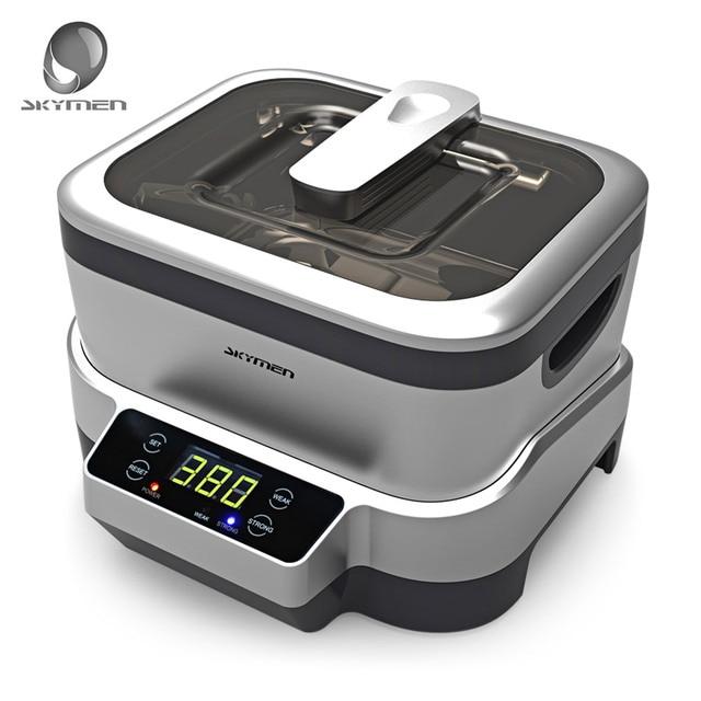 Skymen 1 2l Digital Ultrasonic Cleaner Basket Sterilizer Sterilizing Nail Tools Disinfection Machine Intelligent
