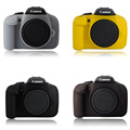 Camera Accessory NEW Soft Silicone Rubber Camera Protective Body Cover Case Bag Skin For Canon EOS 700D 650D