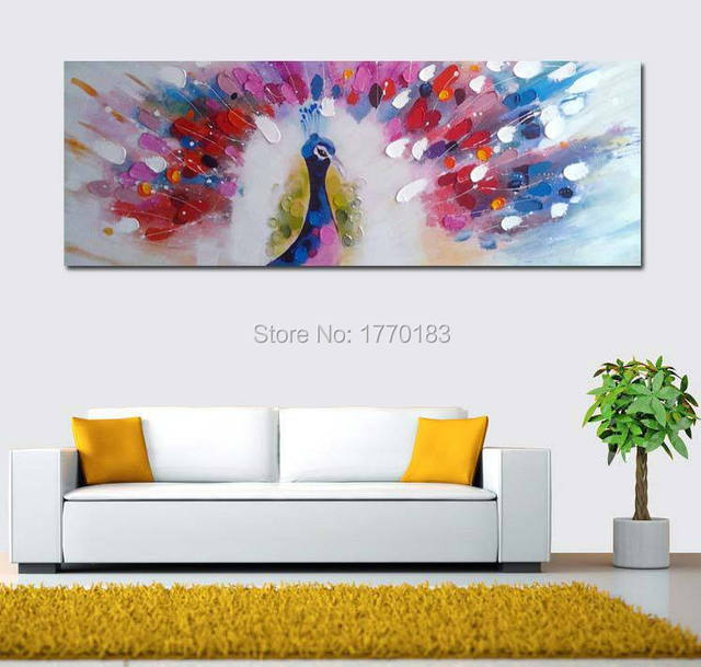 100 Hand Painted Canvas Wall Art Large Abstract Oil Painting