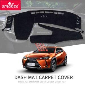 Противоскользящий коврик для приборной панели Lexus UX UX200 UX250H ZA10 2018 2019 2020