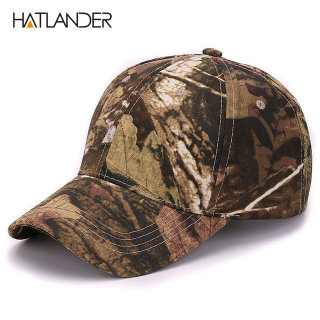 0b14aed1f67e7a Plain dyed camo100% cotton cap blank baseball cap with no embroidery sport  mens cap and hat for men and women