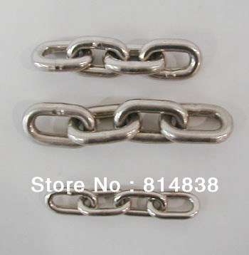 12mm Stainless steel chain / Rantai 1 meter probes sensors for conductivity meter constant 0 1 stainless steel