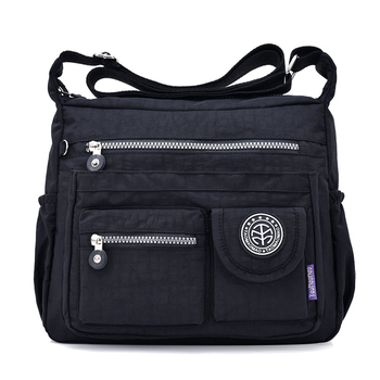 2018 New arrive Brand Taomaomao fashion casual waterproof nylon shoulder messenger bag