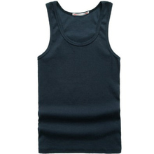 Cotton Slim Fit Men Tank Tops