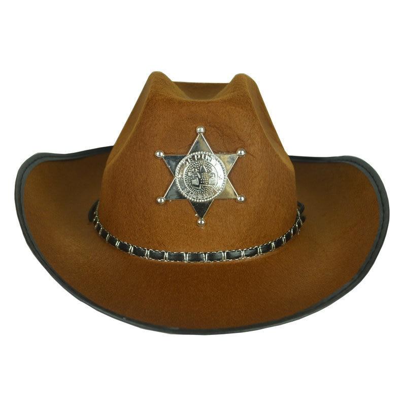 Game Red Dead Redemption 2 Hat Cosplay Cowboy Punk Hats Morgan Cos Western Vintage Cap Costumes Halloween Party Prop (17)