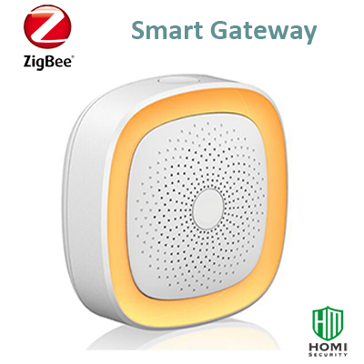 wireless IOS Android APP control Zigbee smart home alarm system gateway devices control central host hub|hub| |  - title=