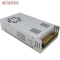 DC 36V 10A 360W Switching Power Supply Driver for CCTV camera LED Strip AC 100 220V Input to DC 36V