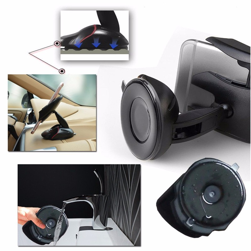 car-styling Office desk Phone CAR Holder Mount Bracket for Huawei Ascend Y600 C199 F362 Honor 3C 4 Play Holly 3C Lite 4X 6 Plus