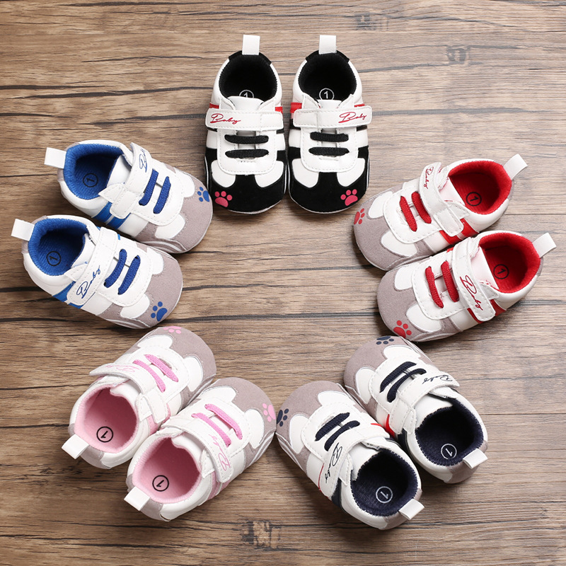 LiVivin Rubber Casual Baby Toddler Shoes 0-1years Old Baby Shoes