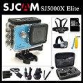 """Original sjcam sj5000x elite esportes dv action camera 4 k wifi sj cam filmadora mini gyro mergulho 30 m à prova d' água 2 """"tela NTK96660"""
