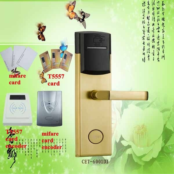 US $95 0 |Hot sale good quality stainless steel vingcard hotel lock-in  Access Control Kits from Security & Protection on Aliexpress com | Alibaba