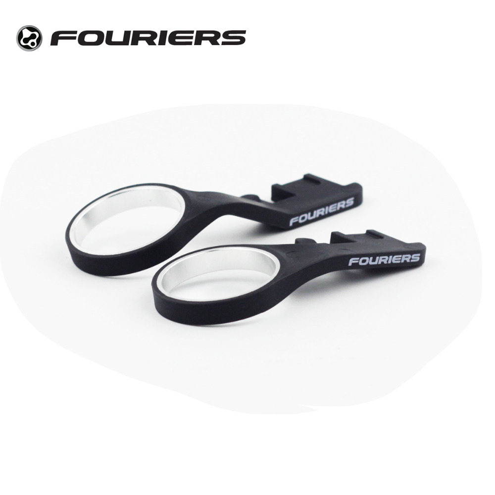 ANGLE Black FOURIERS Battery Mount For SHIMANO Di2 Junction 17 Degree 44mm
