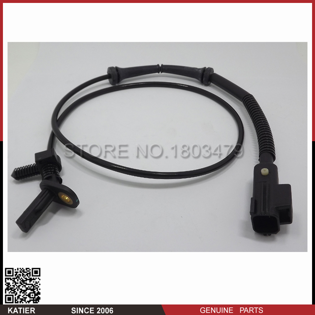 Front  Wheel Speed ABS Sensor LR024202 For Range Rover Evoque 2015