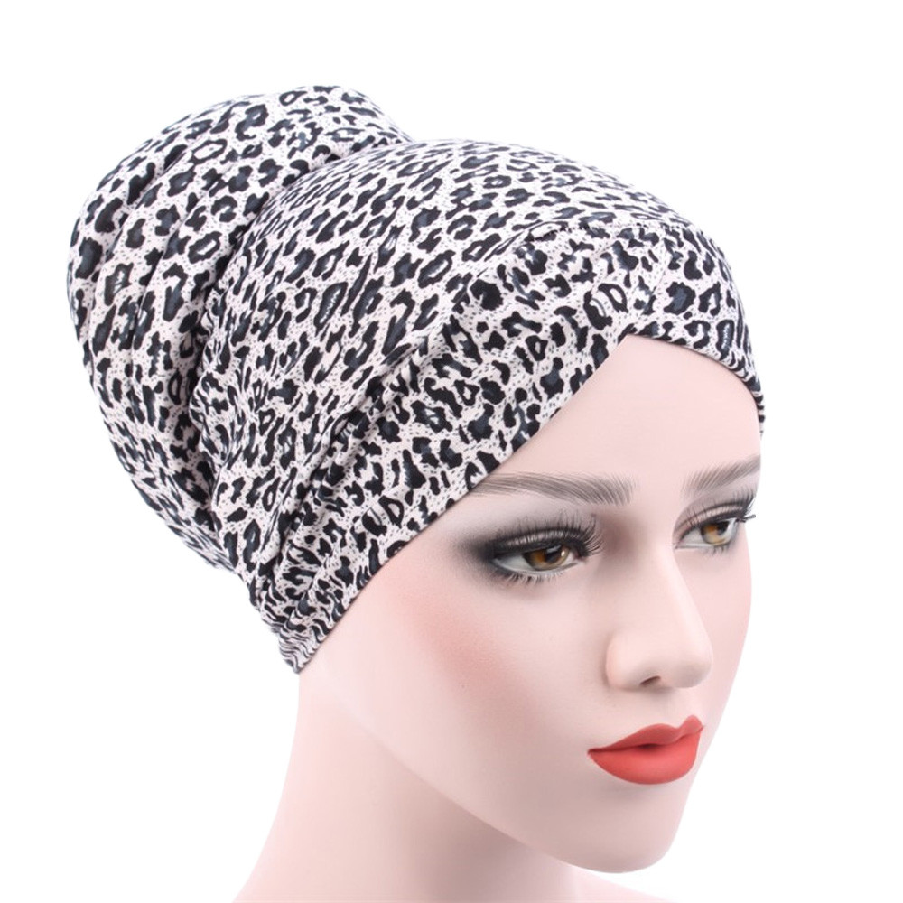 2019 NEW Fashion High Quality Women Muslim Stretch Turban Hat Chemo Hair Loss Head Scarf Wrap Hijib Cap Wholesale Freeship N5