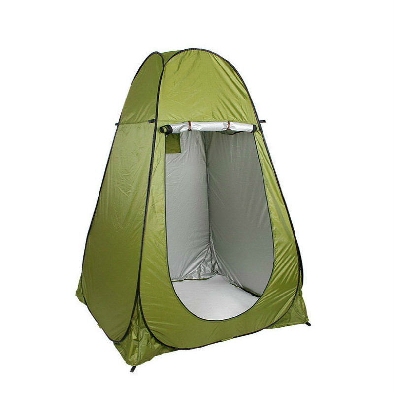 Quick Opening Dressing Shower Fishing Tent One Touch Waterproof Camping Toilet Changing Room With Carrying Bag цена 2017