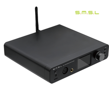 SMSL DP3 ES9018Q2C XLR MultiMedia Recevier Balanced Headphone Amplifier HIFI EXQUIS Bluetooth Wifi SD Card/USB DAC Player