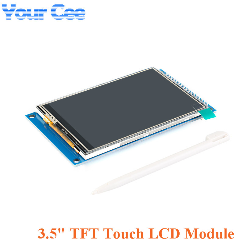 3,5 Zoll TFT Touch LCD Screen Display Modul Lösen 320*480 Stick ILI9486 3,5