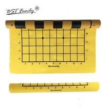 BSTFAMLY Japan Shogi 46*50cm Chessboard 45*50mm Checker for Sho-gi Chess Game Portable Gift Back is International Checkboard JB3