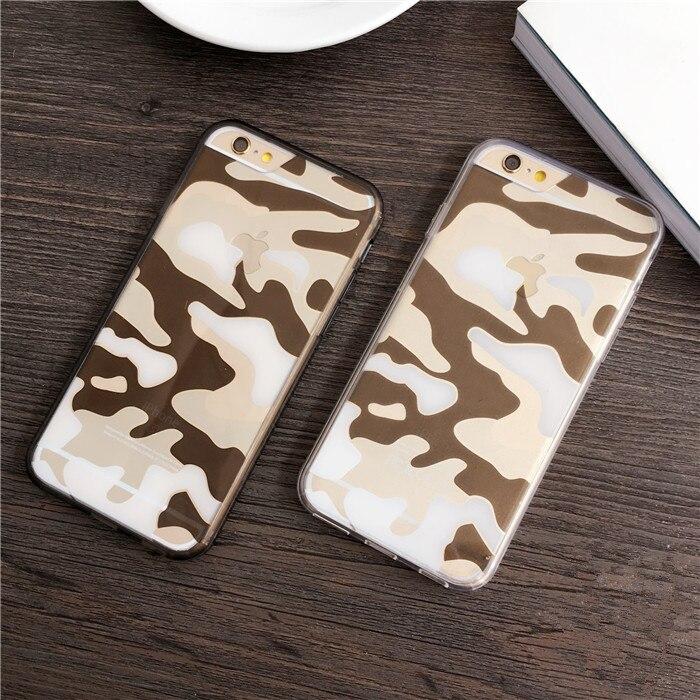 carcasa iphone 6 camuflaje