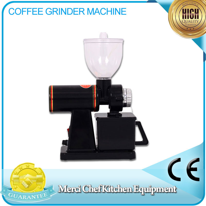 Fast Delivery Coffee Machine Grinders Maker 220V Coffee Grinder Machine Coffee Mill Commercial Electric Food Processor fast food leisure fast food equipment stainless steel gas fryer 3l spanish churro maker machine