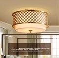 Американская Энергосберегающая светодиодная лампа для поглощения Нового сада в маленьких медных потолочных лампах