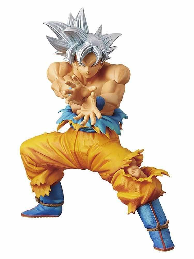 15.5 cm Dragon Ball Z Goku Figura de Ação de combate PVC Nova Coleção de figuras de Coleta de brinquedos brinquedos para o amigo presente