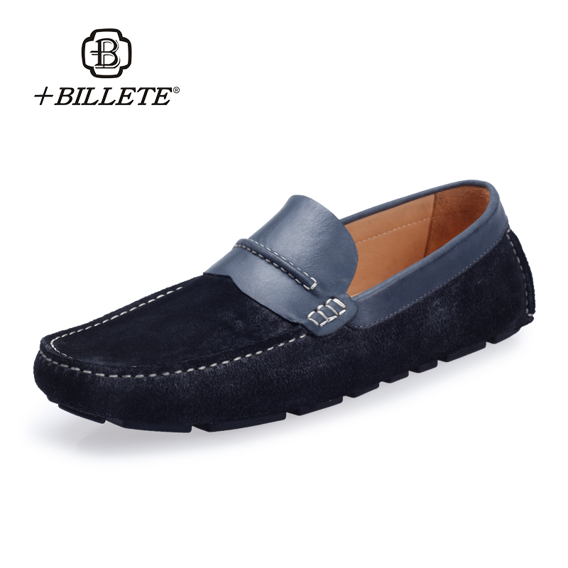 +Billete High Quality Genuine Leather Men Shoes Soft Moccasins Loafers Fashion Brand Men Flats Comfy Ultralight Driving Shoes 2017 new brand breathable men s casual car driving shoes men loafers high quality genuine leather shoes soft moccasins flats