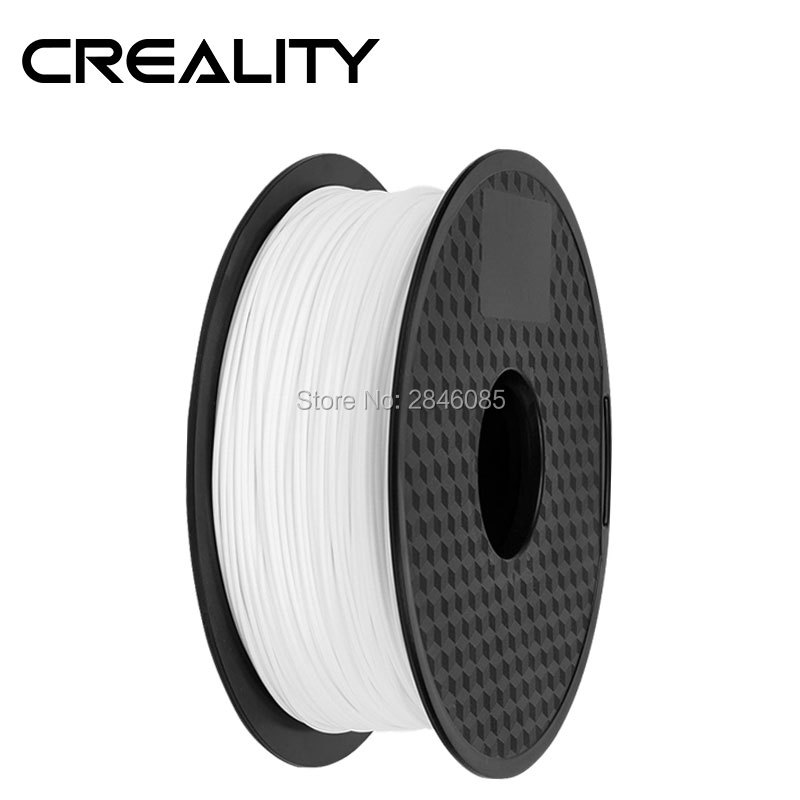 Colorful Optional Ender 3D PLA Printer Filament 1 75mm 1kg Roll 2 2lb Spool with CE Certification For CREALITY 3D Printer
