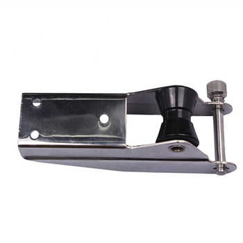"""BBT Brand 316 Marine Grade Polished Stainless Steel Anchor Roller & Mount 9-7/8\"""" boat accessories marine"""