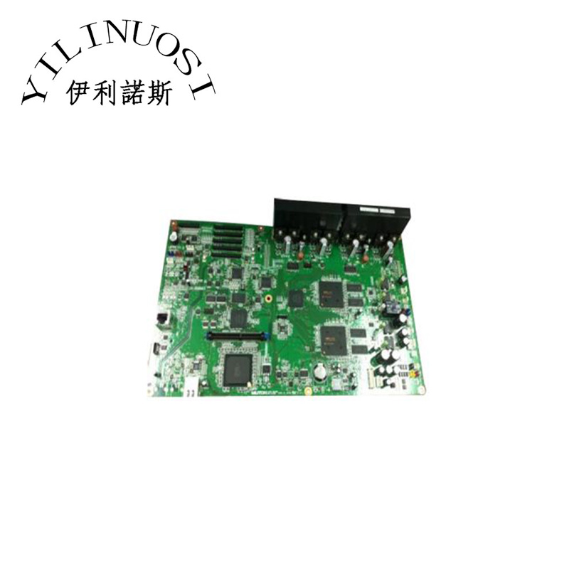 New Mutoh VJ-1618 Main Board printer spare parts brand new inkjet printer spare parts konica 512 head board carriage board for sale
