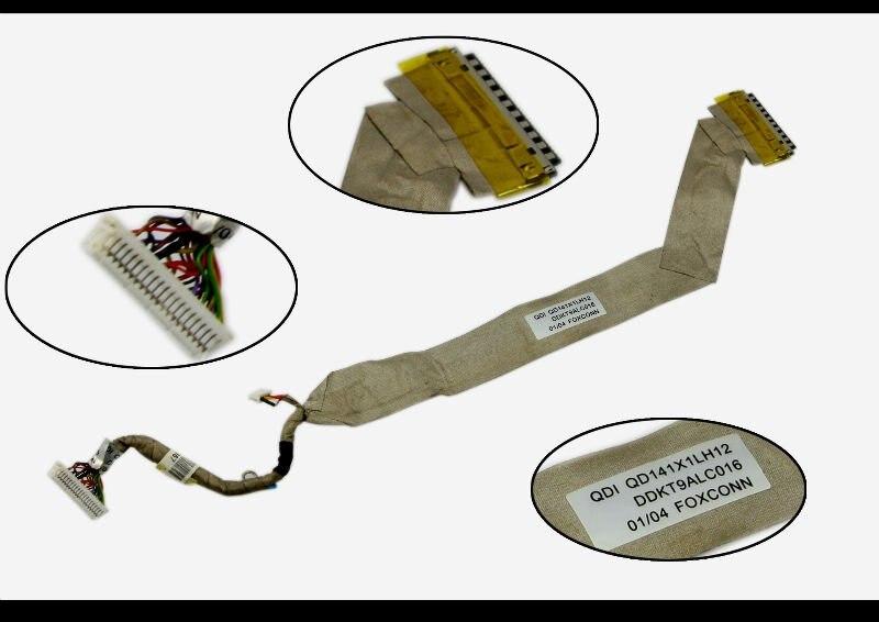 ЖК-дисплей кабель для hp nx9010 серия-паяный пластинчатый теплообменник DDKT9ALC016