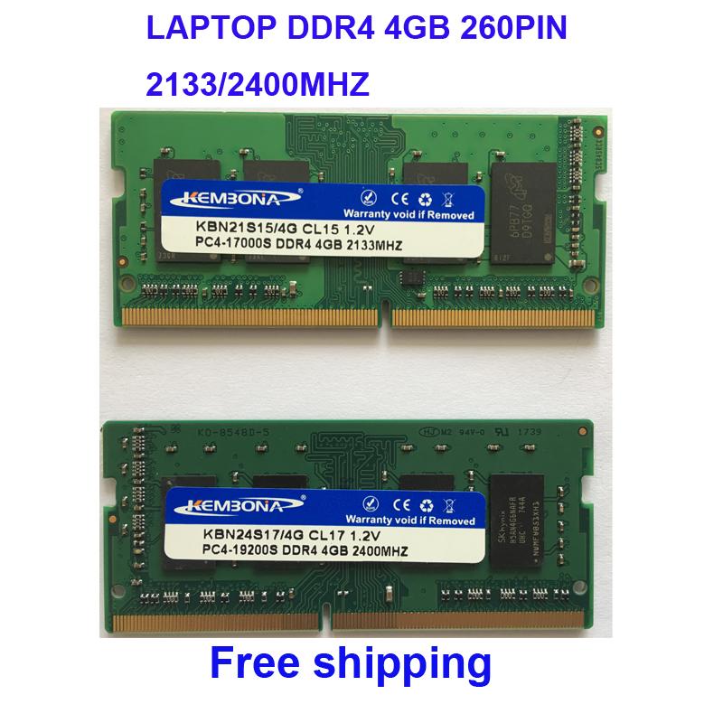 NB DDR4 4GB1