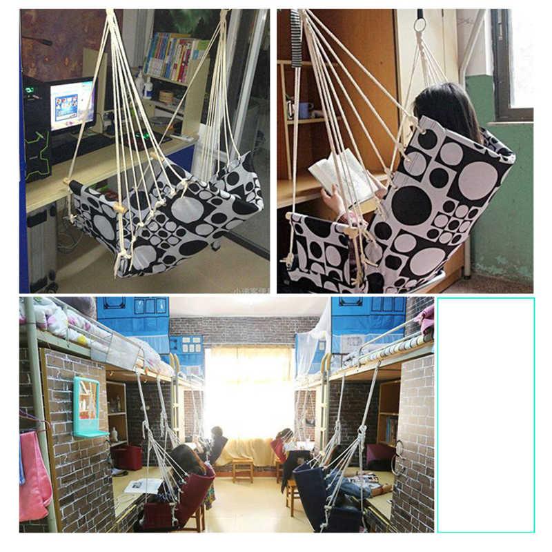 União mágica Quarto Do Dormitório Da Varanda de Suspensão Da Árvore de Corda Rede Cadeira Assento Do Balanço Ao Ar Livre Indoor Cadeira de Assento Para Dormitório Da Escola
