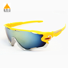 Cycling Glasses UV400 Big Lens Men/women for Bike Goggles Driving Fishing Outdoor Sports Sunglasses Sunglasses Oculos Ciclismo