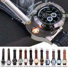 982e1bd1560c 2017 caliente marca de lujo Top casual USB recargable mujeres reloj hombres  militar deportes cuarzo-