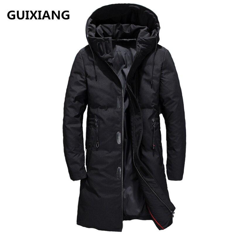 2017 new arrival winter Down Coats Men's high quality black casual Parkas men,winter jacket men down down jackets size M-3XL мужской пуховик brand new m 3xl men warm coats